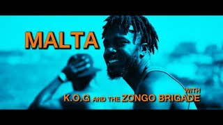 Anarchy in Malta - Vlog 1 (With Zongo Music)