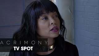 "Tyler Perry's Acrimony (2018 Movie) Official TV Spot – ""Vow"""