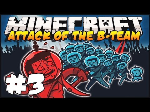 Minecraft - Attack of The B-Team - Ep.3 : The Island & House