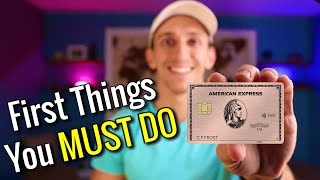 Amex Gold Card Benefits: What You MUST DO RIGHT NOW