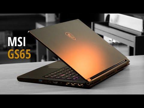 MSI GS65 | TEST | Le meilleur PC portable pour gamer ? 🔥