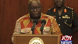 IMF: 'We are exiting on a good note' - President Akufo-Addo. (20-12-18)