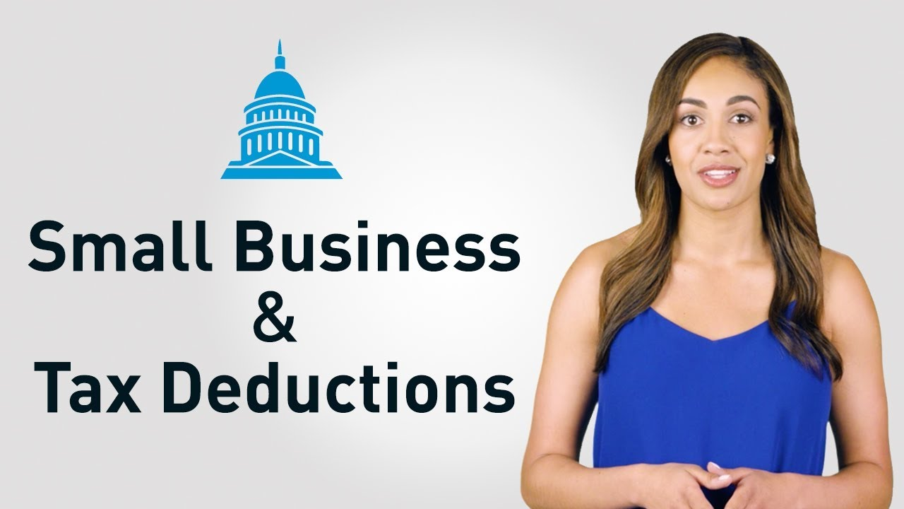 How Do Small Business Tax Deductions Work