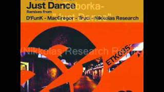 Taborka - Just Dance (Nikkolas Research Remix) [Elektek Recordings]