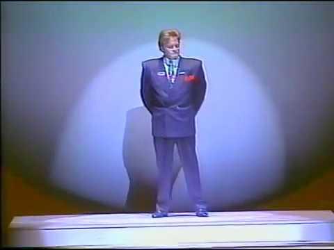 Larry Thompson's Paris Communique 1992 (Raw)