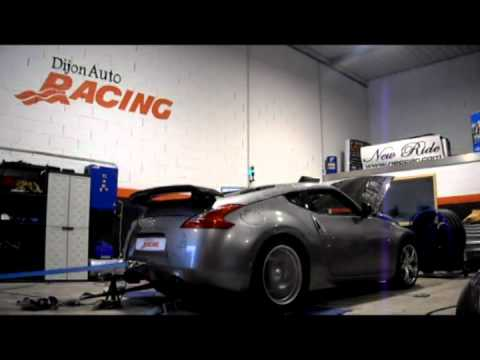 reprogrammation nissan 370z dijon auto racing youtube. Black Bedroom Furniture Sets. Home Design Ideas