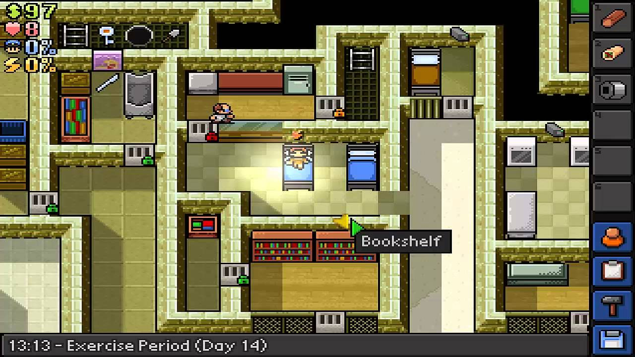 Lets Play The Escapists 8