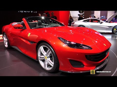 2018 Ferrari Portofino - Exterior and Interior Walkaround - Debut at 2017 Frankfurt Auto Show