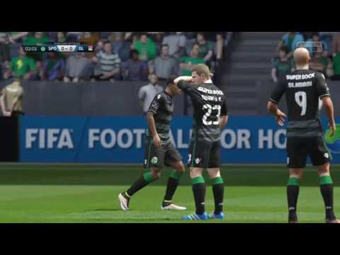 Live FIFA 16 Épocas Sporting