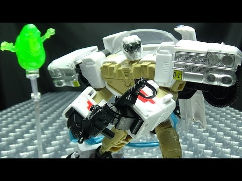Transformers/Ghostbusters ECTOTRON: EmGo's Transformers Reviews N' Stuff