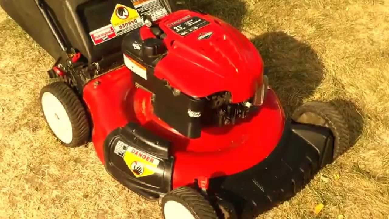 Troy Bilt ,Briggs and Stratton 190cc governor adjustment (Coal Miner  outsmarts Dentist!!!!!)