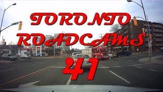 Toronto Roadcams Dash Cam Compilation Volume 41
