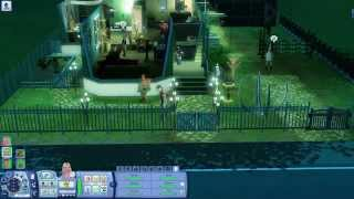 """""""ARGUS MOVES IN"""" Mystic Creatures - Sims 3 Ep 29"""