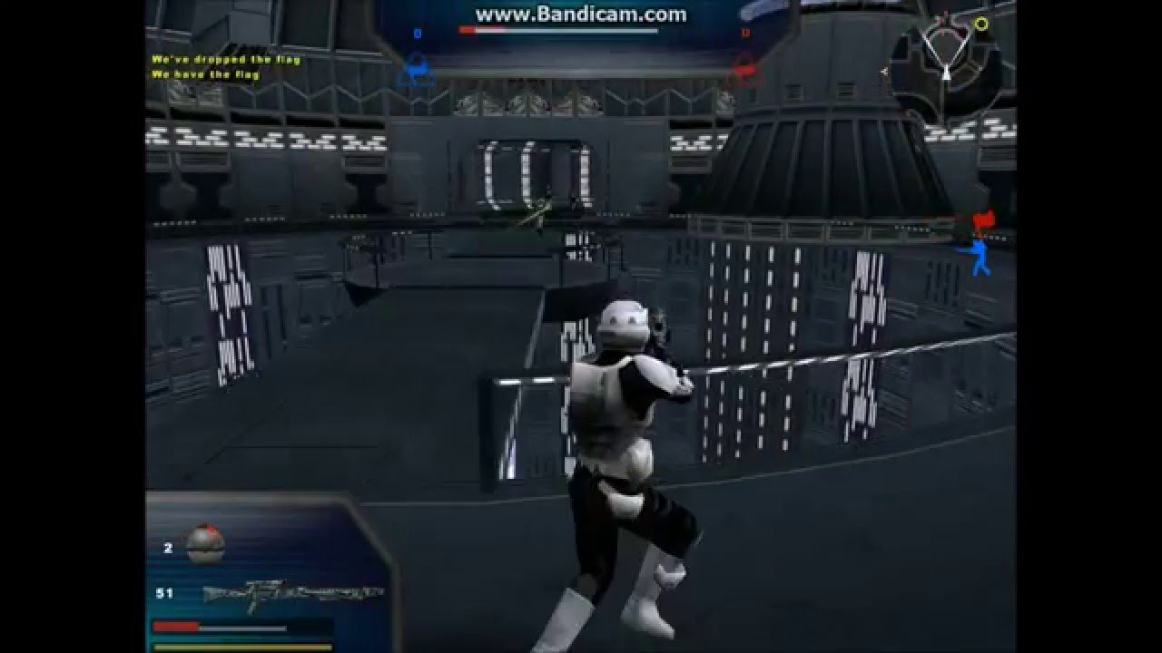 How To Remove The 13 12 Patch HUD From Your SWBF2 Game YouTube