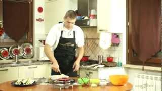 23 - Le Zucchine ripiene con Patate fatte da Dario con Magic cooker