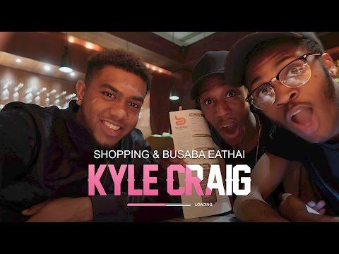 Busaba Eathai | Kyle Craig Vlogs