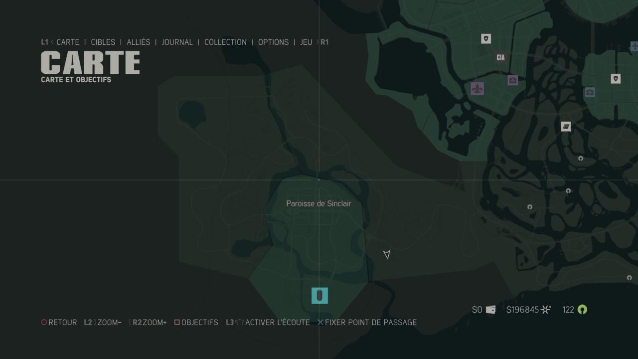 Mafia III FASTER BABY map