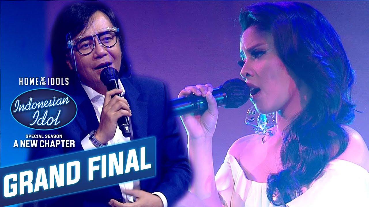 """ENAK BANGET!! Penampilan Rimar,""""Waktu dan Penantian"""" - GRAND FINAL - Indonesian Idol 2021"""