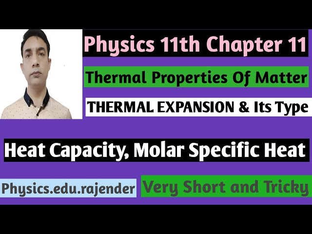 Video 1 ||Physics 11th ||Chapter 11 ||Mechanical property of solids ||