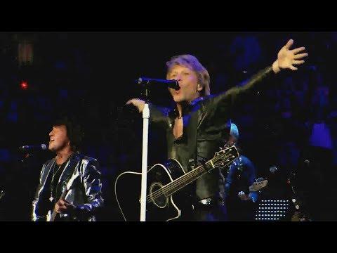 Bon Jovi - We Weren't Born to Follow (live)