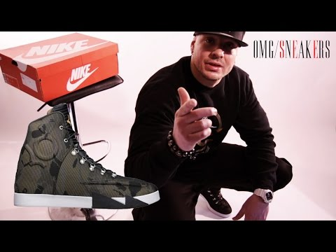 NIKE KD 6 NSW LIFESTYLE CAMO ON FEET REVIEW UNBOXING - French