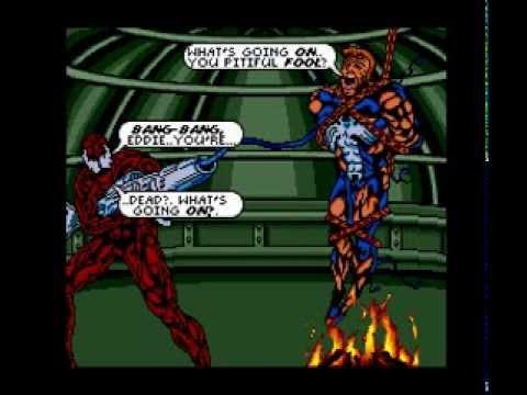 Mega Drive Longplay 295 Spider Man And Venom Maximum Carnage