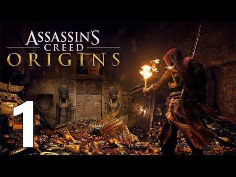 ASSASSIN'S CREED ORIGINS FR #1 thumbnail