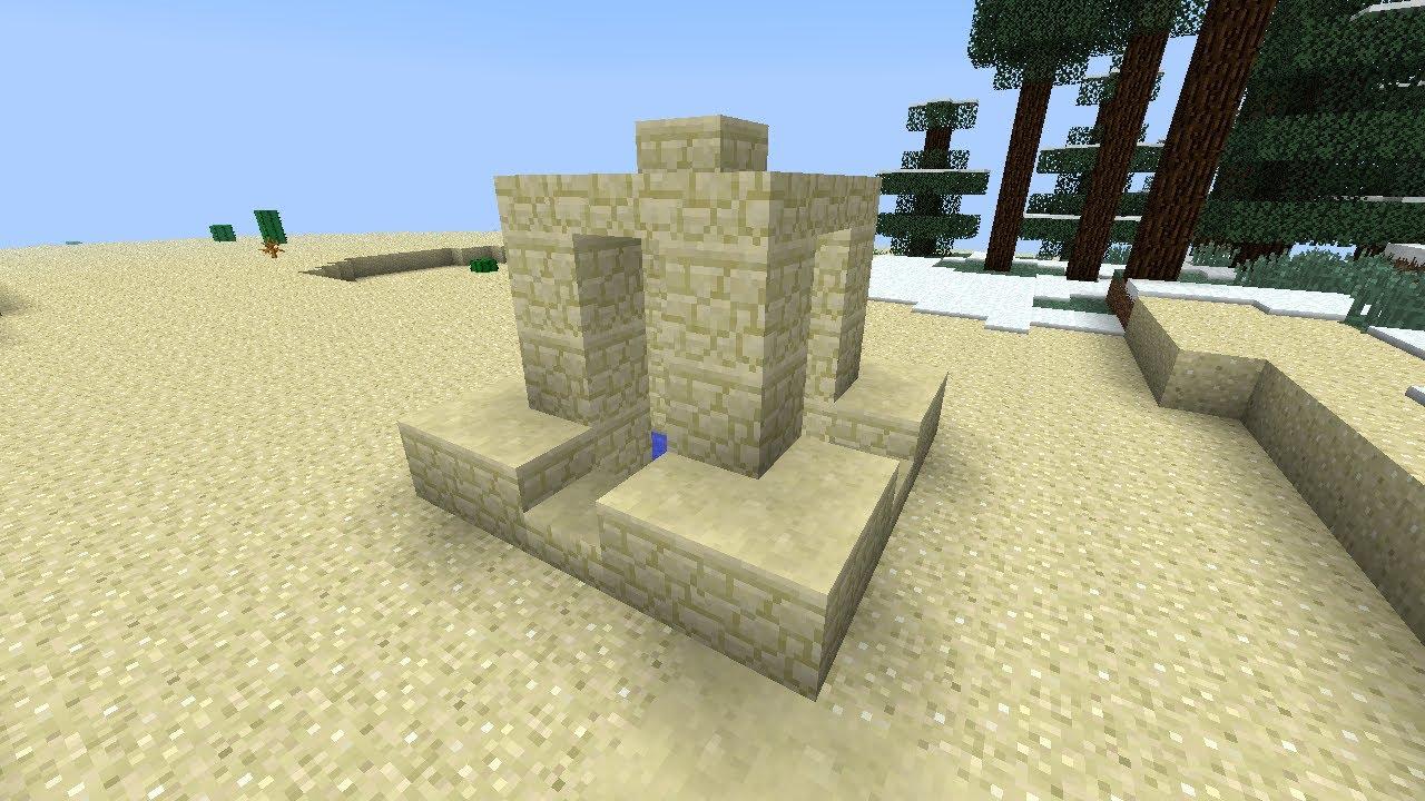 minecraft how to find a sand well desert well watermelon seeds
