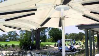 Heatray parasole cz.1