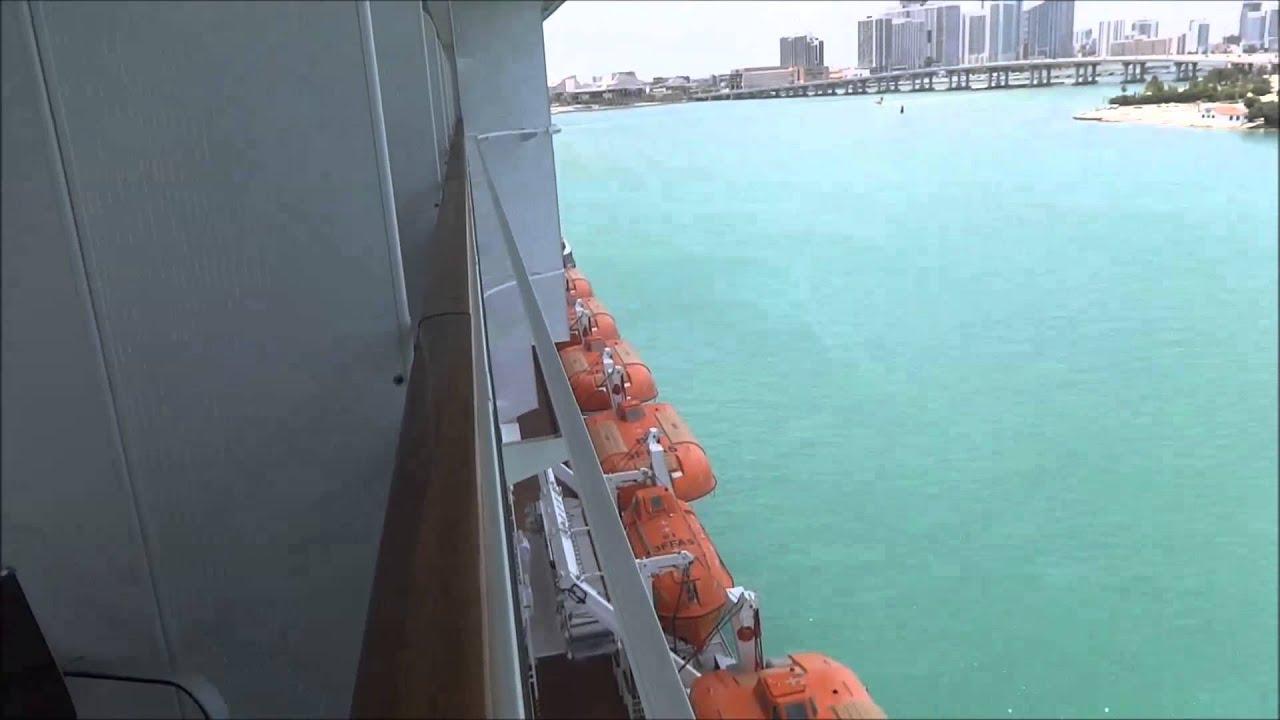 MSC Divina Balcony cabin tour #12129 - YouTube