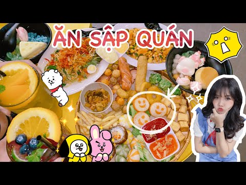 Sài Gòn Bao Nhiêu Quán Ăn, Có Đi Ăn Với Min Hong? | Ăn Cùng Phương My