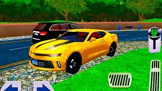 Multi Floor Garage Driver #5 Muscle Car (by Play With Games) Android Gameplay Trailer