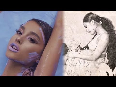 "Ariana Grande Sparks PREGNANCY Rumors After ""God Is a Woman"" Video"