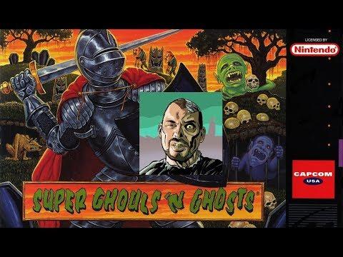 31 Nights of Horror Games: Super Ghouls 'n Ghosts (SNES)