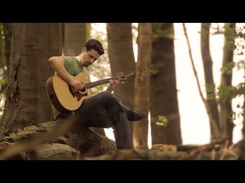Sotos Bakas  Ray of Hope Original  Solo Acoustic Guitar