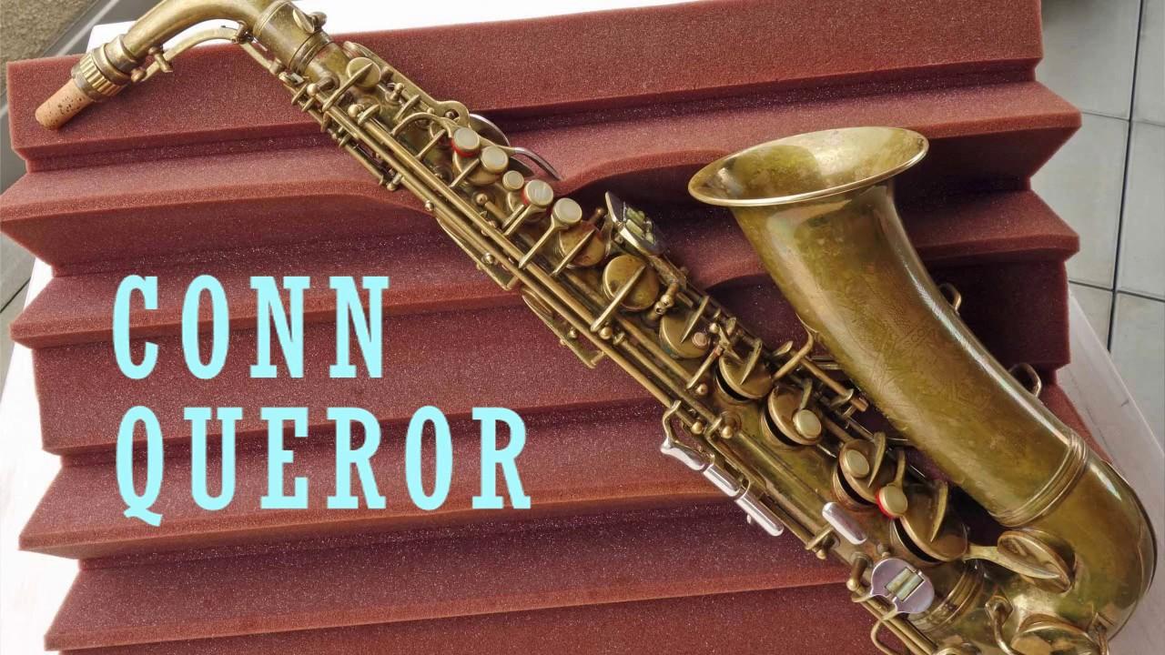 Conn Connqueror 26M VIII Alto Saxophone