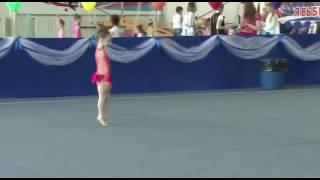 Художественная гимнастика дети, Ариадна 2010 г.р, 5 лет