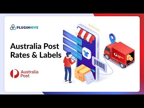 Australia Post Rates & Labels App For Shopify - Explainer Video