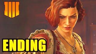 (Full) BO4 DLC 1 Easter Egg Ending CUTSCENE Reaction - Black Ops 4 Zombies Dead of the Night Ending