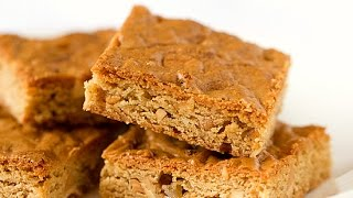 Chewy Peanut Butter Brownies   RECIPES TO LEARN   EASY RECIPES