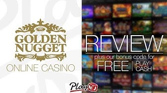 Golden Nugget Online Casino Review & Bonus Code | Use PLAY20 For $20 No Deposit Bonus