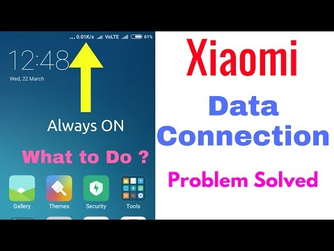 Xiaomi Data Connection Problem Solved   Automatic Data Connection Problem Solved   हिंदी में जाने