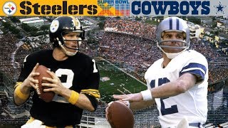 The Most Star-Studded Super Bowl Ever! (Steelers vs. Cowboys Super Bowl 13)