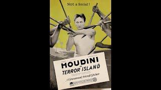 TERROR ISLAND (Silent 1920) Harry Houdini