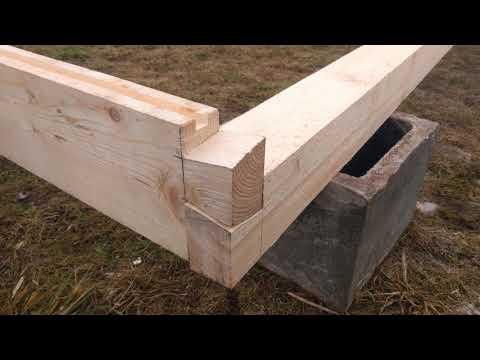 pregatirea locului si structura podelei la cabana
