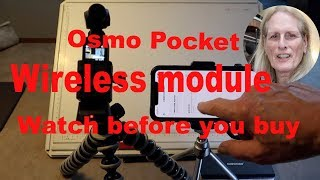 Watch this before you buy Osmo Pocket Wireless Module - Ep38