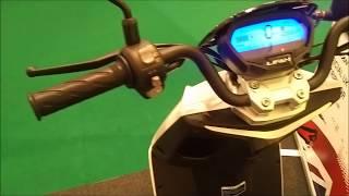 LIFAN e3 LF1200DT 1500W Electric moped category motorcyle