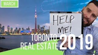 Toronto Real Estate | Market Update | March 2019