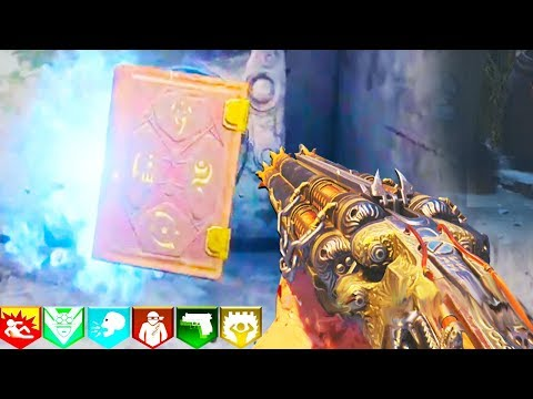 """""""BLOOD OF THE DEAD"""" EASTER EGG HUNT!! // NEW STEPS FOUNDS!! // BLACK OPS 4 ZOMBIES"""