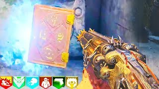 """BLOOD OF THE DEAD"" EASTER EGG HUNT!! // FINAL STEPS!! // BOSS FIGHT SOON!! // BLACK OPS 4 ZOMBIES"